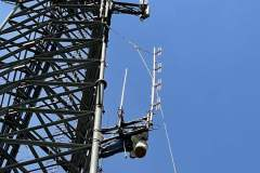 Finishing up on the lower antennas