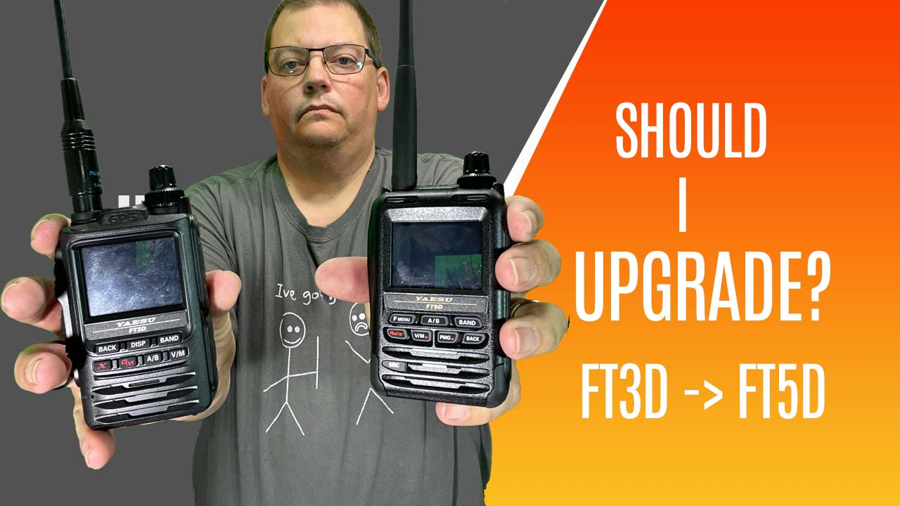 Should I Upgrade from the FT3D to the FT5D – HRU S1X1
